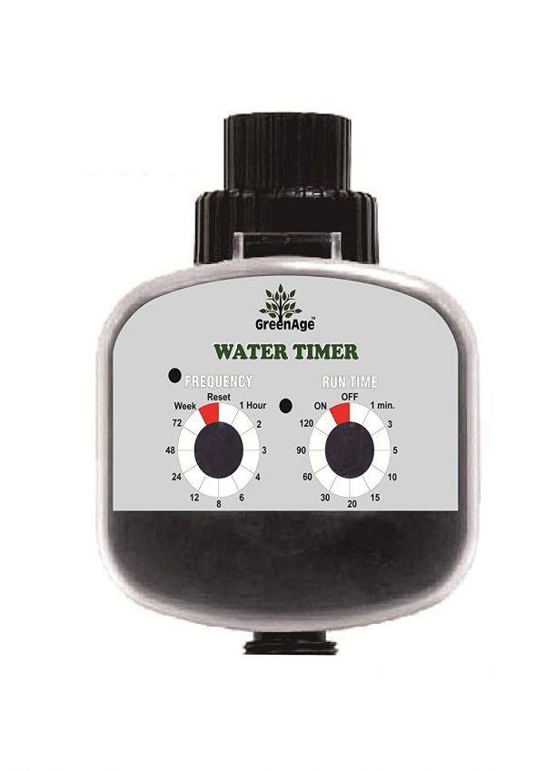 Timer For Automatic Irrigation