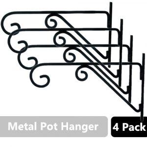 Wall Mounted Metal Bracket